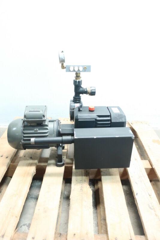 Gardner Denver C-VLR60 Vacuum Pump 3ph 1.5kw 208-230/460v-ac