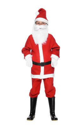 freches Weihnachtsmann-Kostüm für Jungen (Weihnachten Kostüm Für Jungen)