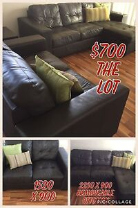 2 & 3 SEATER LOUNG SET St Marys Penrith Area Preview