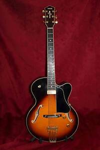 """Yamaha AEX 1500 """"Martin Taylor model"""" Archtop Essendon Moonee Valley Preview"""