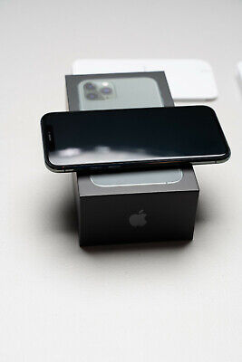 Apple iPhone 11 Pro - 256GB - MidnightGreen (Unlocked) A2160 (CDMA + GSM)