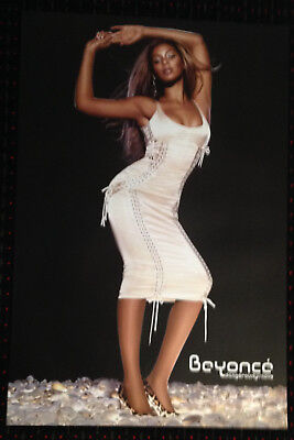 BEYONCE 24x36 promo poster record store display 2 sided Columbia 2003