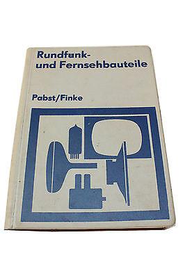 Buch Rundfunk und Fernsehbauteile (DDR)