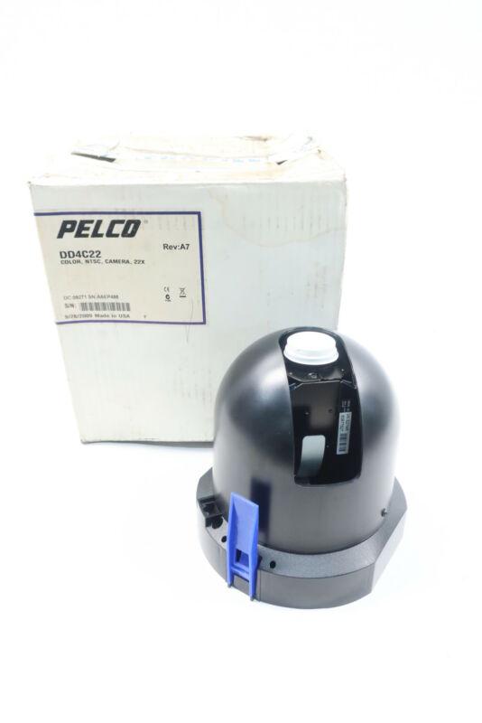 Pelco DD4C22 Ntsc Color Camera 22x