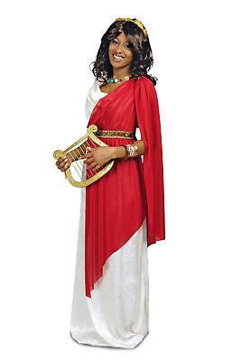 merin Kleid Antike Gr.36-46 Göttin Königin Karneval Fasching (Antike Göttin Kostüm)