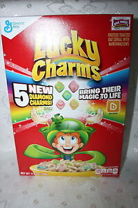 US Lucky Charms Cereal 326g Box