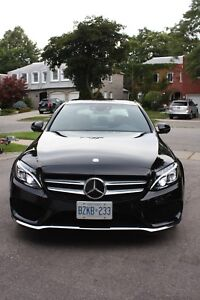 2016 Mercedes Benz C300 4 Matic