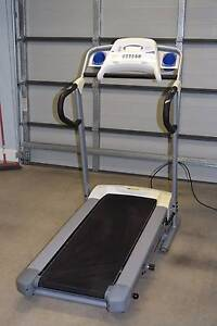 Electric treadmill. Speed: up to 12km per hour. Folds up. Milton Shoalhaven Area Preview