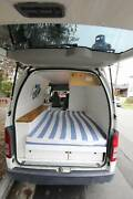Hiace Commuter Converted Camper Bronte Eastern Suburbs Preview