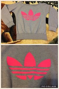 Women's Adidas sweatshirt
