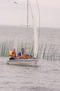 Small sailing boat Felixstow Norwood Area Preview