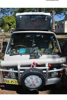 1985 Toyota Hiace Pop Top perfect Sydney City Inner Sydney Preview