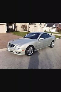 2003 Mercedes Benz Cl 55 AMG ***selling for parts only***