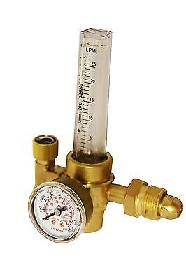 Argon Co2 Flow Meter Welding Regulator Gas Gauge Lotos Ar03 For Mig175 Tig200