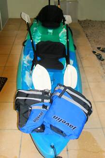 Ocean Kayak Malibu 2 2.5 Seater Cannonvale Whitsundays Area Preview