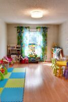 HOME DAYCARE - 1 SPOT AVAILABLE