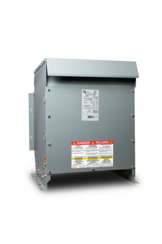 75 kVA 240/208 Volt Primary to 208/240 Volt Secondary 3 Phase Transformer