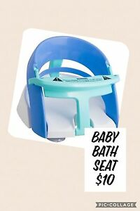 Baby bath seat Mount Warrigal Shellharbour Area Preview
