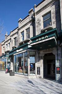 Commercial rental/office space in Westmount