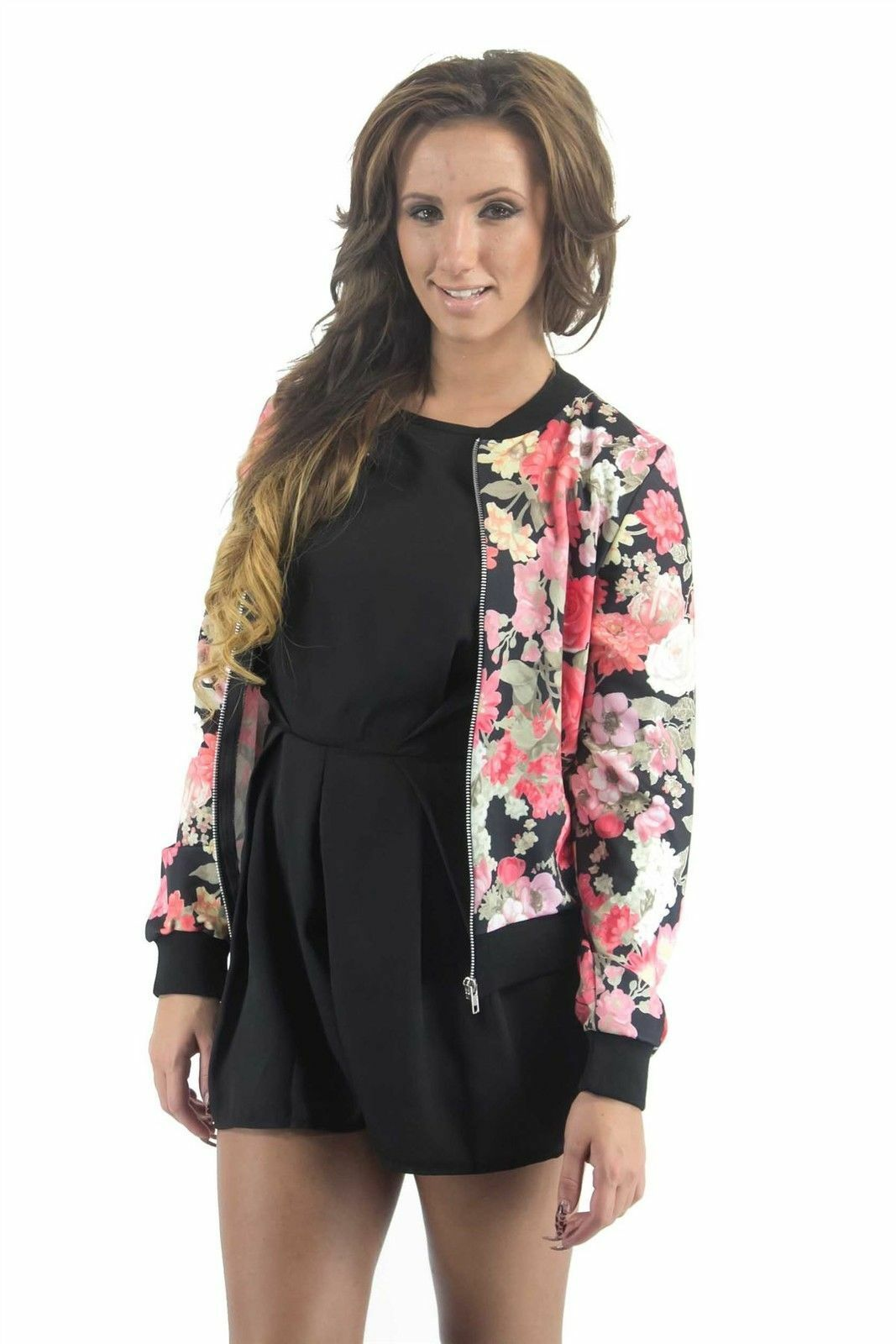 How to Wear a Women's Bomber Jacket in Style | eBay