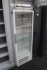 Sanden Commercial Glass Door Drink Fridge Coke Pepsi North Geelong Geelong City Preview