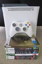 Xbox 360 Console & Games Southern River Gosnells Area Preview