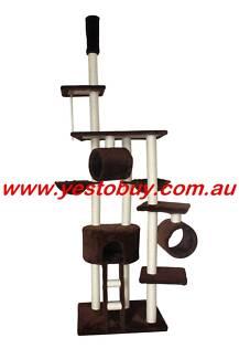 260cm Cat Tree, Scratch Post, Scratching Pole,Scratcher*PCT8039 Oakleigh Monash Area Preview