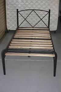 Single metal Bed good condition Bridgeman Downs Brisbane North East Preview
