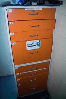 Drawers for Workshop