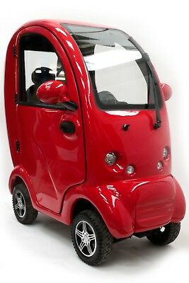 Brand New Scooterpac Cabin Car MK2, 8mph mobility scooter, Luxury, Heaters,