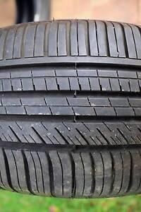 2 x SUV tyres 235 x 60 x 17 Dundas Parramatta Area Preview