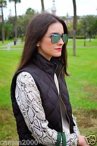 Nwt J Crew Factory Excursion Quilted Puffer Vest Black Xxs