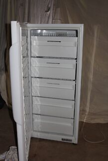 Fisher Paykel 308L upright Freezer Frost Free pull out draws Ingle Farm Salisbury Area Preview