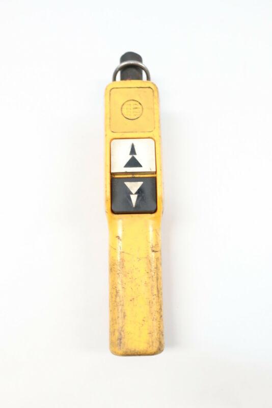 Telemecanique XAC-A 2 Button Pendant Station