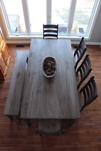 CUSTOM MADE DINING TABLES FOR SALE