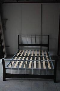 Double Size Wood and Metal Bed, very good condition Bridgeman Downs Brisbane North East Preview