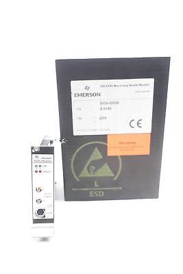 Emerson A 6140 Csi 6500 Absolute Shaft Vibration Monitor Board