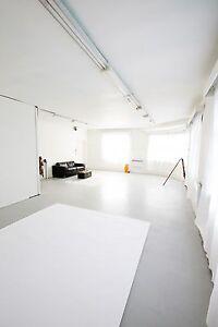 Artist painting Studio Flemington Melbourne City Preview