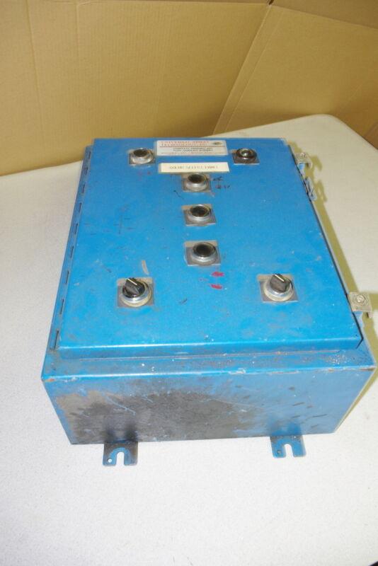Hoffman Engineering Air/Fluid Spray Control Panel Universal Spray Technology