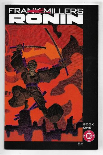 Ronin 1983 #1 Very Fine/Near Mint Frank Miller