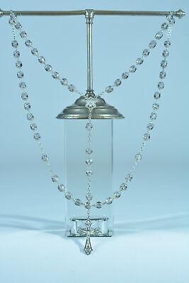 80 Nouveau Coeur Clover Charms Tibetan Silver Tone Spacer Beads 5 mm