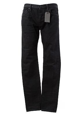 Herren-skinny-fit-jeans (ALLSAINTS Herren Skinny Fit Jeans Gr. W32 schwarz   Baumwolle NEU)