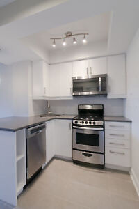 McGill - Milton Park - Renovated one Bedroom - Downtown 3 1/2