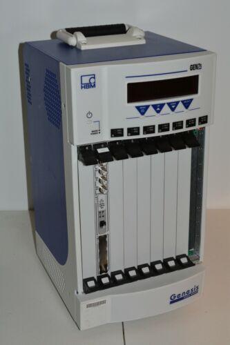 HBM GEN7t Genesis Mainframe 9 Slots 1-GEN7T-2