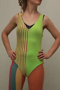 retro leotard Heidelberg Heights Banyule Area Preview