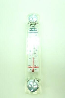 Donaldson P562448 Hydraulic Temperature Level Gauge 0-220f