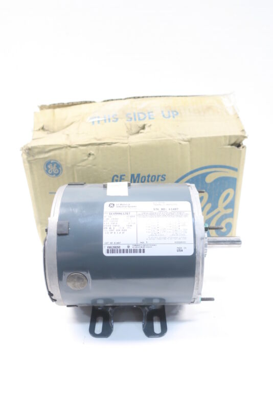 General Electric Ge 5k49mn6126t Ac Motor 56 1/3hp 200-230/460v-ac