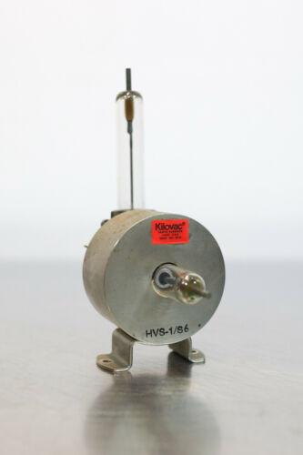 Kilovac HVS-1/S6 Vacuum Tube Relay // 128 Ω // 28 VDC // Back To The Future Flux