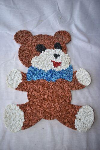 Popcorn Plastic Teddy Bear Christmas Valentine