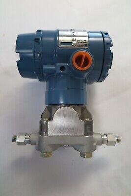 Rosemount Hart Pressure Transmitter 2051cd2a22a1am4d4